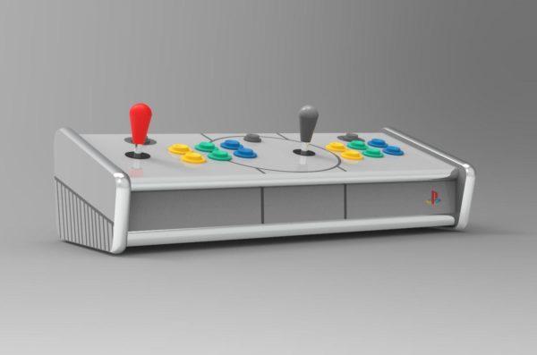 Art'cade Pad PlayStation