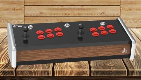 Art'cade Pad Atari
